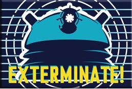 Dalek Exterminate Magnet