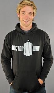 Doctor Who Logo Hoodie