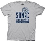 Doctor Who Sonice Screwdriver Don't Leave Home Without It T-Shirt