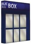 Doctor Who Binder of the Tardis