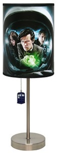 Doctor Who Table Lamp