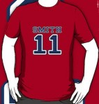 Doctor Who Team Smith t-shirt