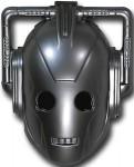 Dr. Who Cyberman Mask