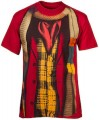 Dr. Who 4th Doctor Costume t-shirt