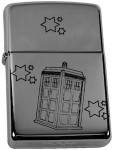 Shop Doctor Who Tardis Zippo Lighter