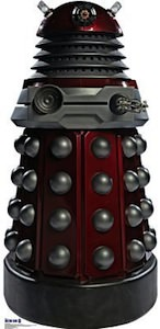 Shop Doctor Who Red Dalek Cardboard Poster
