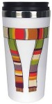 Dr. Who 4th Doctor Travel Mug