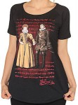 Doctor Who Wedding Portrait T-Shirt