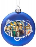 Doctor Who Glass Ball Christmas Ornament