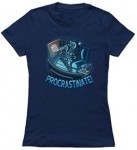 Shop Doctor Who for a Dalek Procrastinate t-shirt