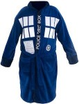 Doctor Who Tardis Bathrobe