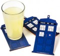 Dr. Who Tardis Coasters