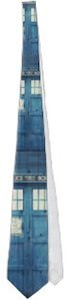 Shop Doctor Who for a Tardis Neck Tie