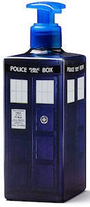 Doctor Who Tardis Soap Dispenser