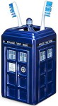Dr. Who Tardis Toothbrush Holder