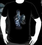 Amy, Rory And The Doctor T-Shirt