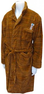 dr. Who 11th Doctor Costume Bath Robe