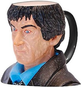 Dr. Who 2nd Doctor Bust Mug