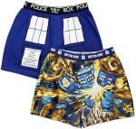 dr. who Tardis Underwear, 2 Designs In Each Set