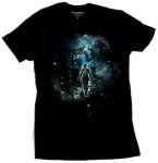 Dr. Who Time Traveler Glow In The Dark T-Shirt