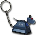 Dr. Who K-9 Key Chain