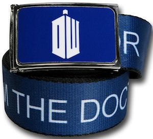 dr who Keep Calm I'm The Doctor Belt