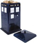 Dr. Who Doctor Who Tardis Cookie Tin