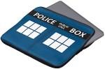 Dr Who Tardis Laptop Sleeve