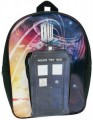 Dr. Who Tardis Galaxy Backpack