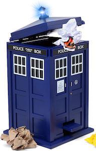 Dr. Who Tardis wastebin
