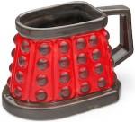 Dr. Who red Dalek Shaped Coffee Mug