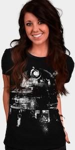 Doctor Who Dalek Closeup T-Shirt