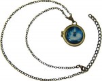 Doctor Who Tardis Locket Necklace