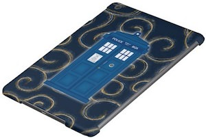Dr. Who Tardis Swirl iPad Air Case