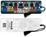 Doctor Who Dalek Exterminate! Bookmark