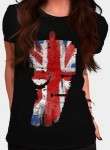 Doctor Who, Dalek And The Flag T-Shirt