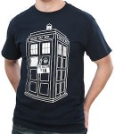 Dr. Who The Doctor Is In T-Shirt