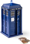 Doctor Who money banks many to choose from