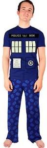 Dr. Who Tardis Pajama