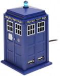Dr. Who Tardis USB HUB