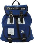 Shop Doctor Who Tardis backpack.