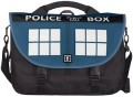 Doctor Who Tardis Commuter Bag