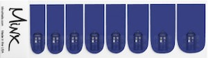 Doctor Who Tardis Nail Art