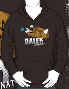 Doctor Who Dalek Hoodie