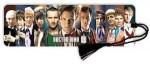 Doctor Who 11Doctors Bookmark