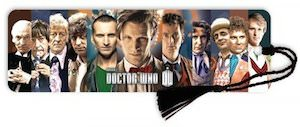 Doctor Who 11Doctors Bookmark