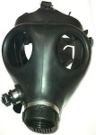 Doctor Who Costume Gas Mask