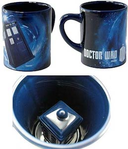 Doctor Who Hidden Tardis Mug