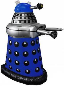 Doctor Who Inflatable Blue Dalek