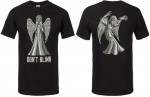 Weeping Angel Don't Blink t-shirt from Dr. Who